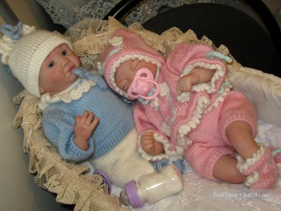 куклы-реборн  Инны Богдановой