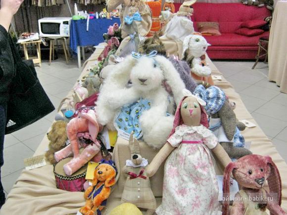 Выставка мишек ТеддиМир - 2011
