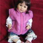 Коллекционная кукла Gina by Barry Cathers