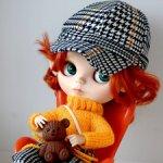 Кукла - мальчик Блайз (Blythe) ищет дом.
