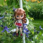 Малышка (миди Блайз) Blythe middie tbl из личной коллекции ищет дом.
