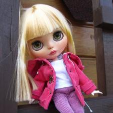 Продам из личной коллекции куклу  Блайз blythe .