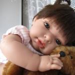 Кукла Ева Antonio Juan Munecas
