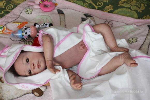 Кукла реборн Ярослава