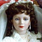 Прекрасная невеста от Thelma Resch