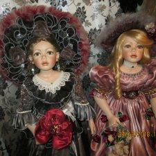 Ангелина и леди Каролина
