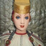 Русская красавица Дарья