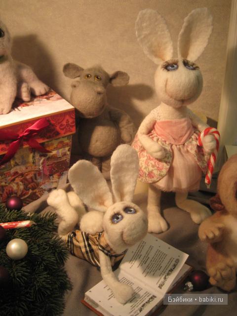 Мишки,зайки и все,все...