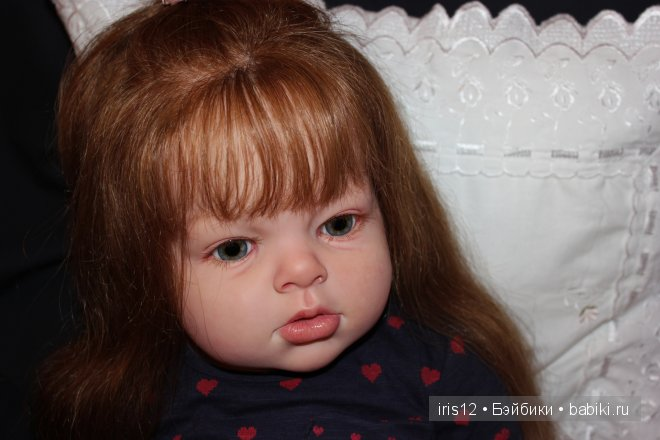 мои работы, куклы реборн Валентины Ильчишиной