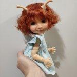 Парик для Meadow dolls dumpling