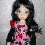 Микки, девочка, fair skin, МСД, БЖД от Kaye Wiggs, 46 см.
