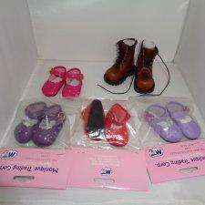 Обувь для кукол БЖД размера МСД, 45 см. №3