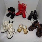 Обувь для кукол БЖД размера МСД, 45 см. №2