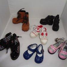 Обувь для кукол БЖД размера МСД, 45 см. №1