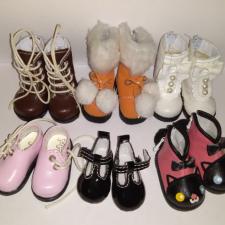 Продам обувь на кукол БЖД и  им подобным, ростом 25-28 см. №1