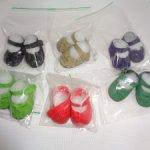 Авторская обувь для виниловых кукол от Gotz, Sylvia Natterer, Robert Tonner