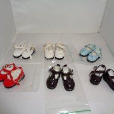 Обувь от Fairyland, Iplehouse, Leekeworld на кукол 25-33 см