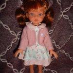 Эльвира Летний образ от Antonio Juan, виниловая кукла, 33 см