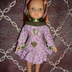 Кукла Кристи от Paola Reina, старых выпусков, 33 см, без коробки