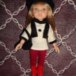 Кукла Карла от Paola Reina, старых выпусков, 33 см, без коробки