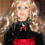 Комплекты одежды на кукол 80 см или более, от Monika Levenig или Monika Peter Leicht