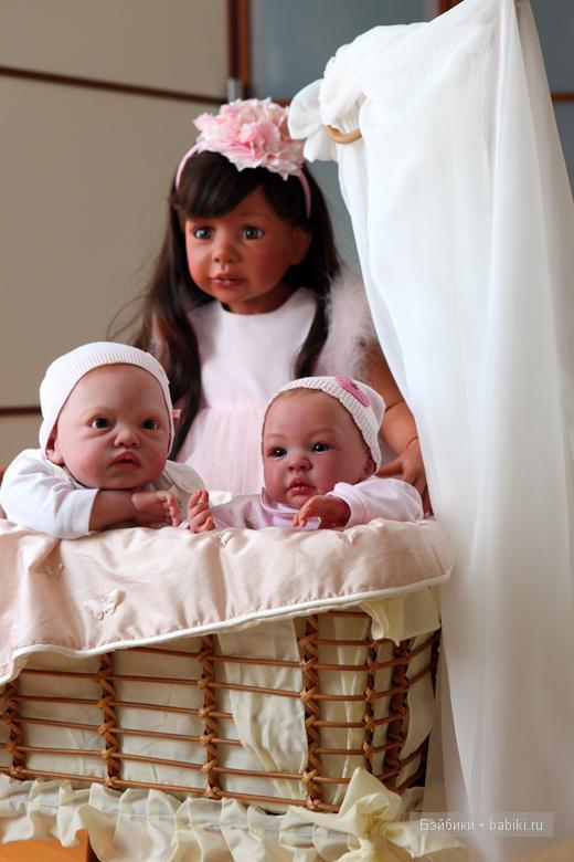 Ванесса,Клэр и Диана