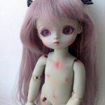 куколка бжд эльф Honey от Leeke World
