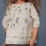 Одежда для кукол мсд Кайе Виггс
