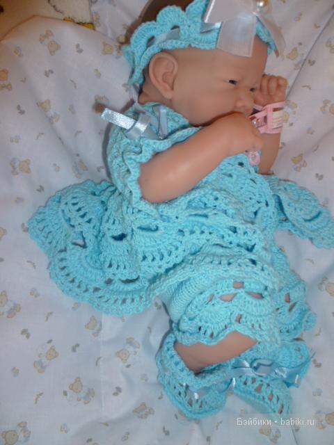 Одежда для кукол, фото