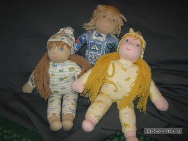 вальдорофские куклы