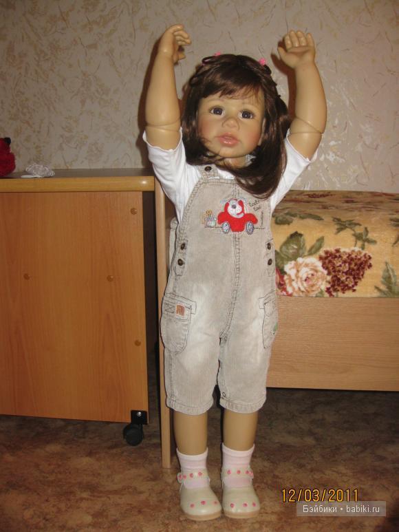 Стелла - коллекционная кукла Masterpiece