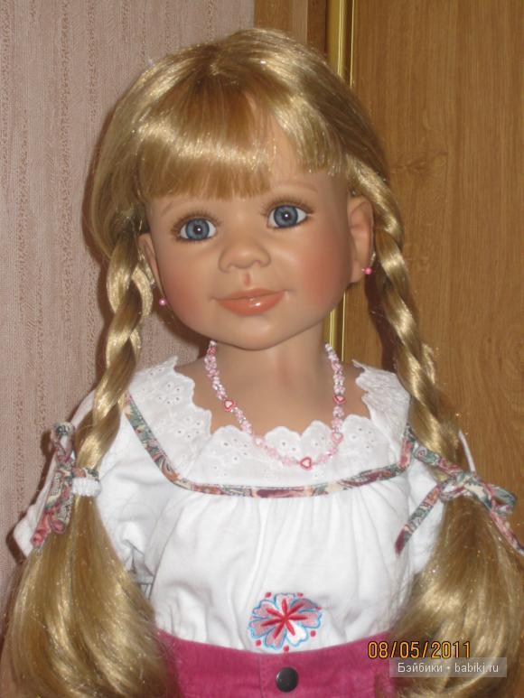 Лина-Мария - коллекционная кукла Masterpiece