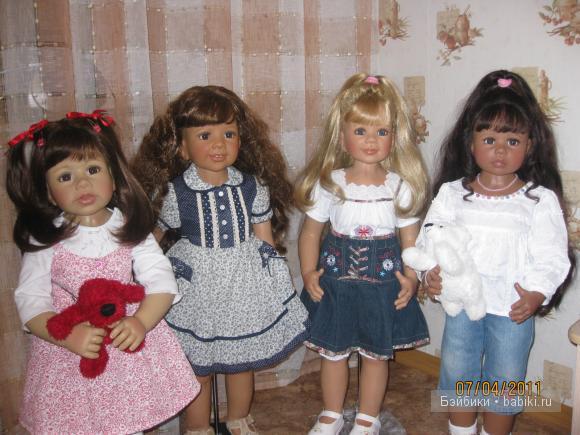Коллекционные куклы Masterpiece