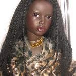 Этническая красавица от Марии Мишель