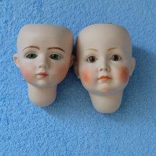 Две головы - реплики КиР 117 и А. Марк
