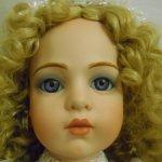 Фарфоровая кукла BRU Джульета ,реплика от Патрисии Ловелесс