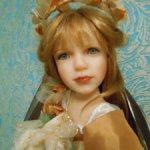 Коллекционная кукла Фея,автор Jane Bradbury