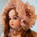 Валери от Мери Беннер,Jumeau фарфоровая кукла