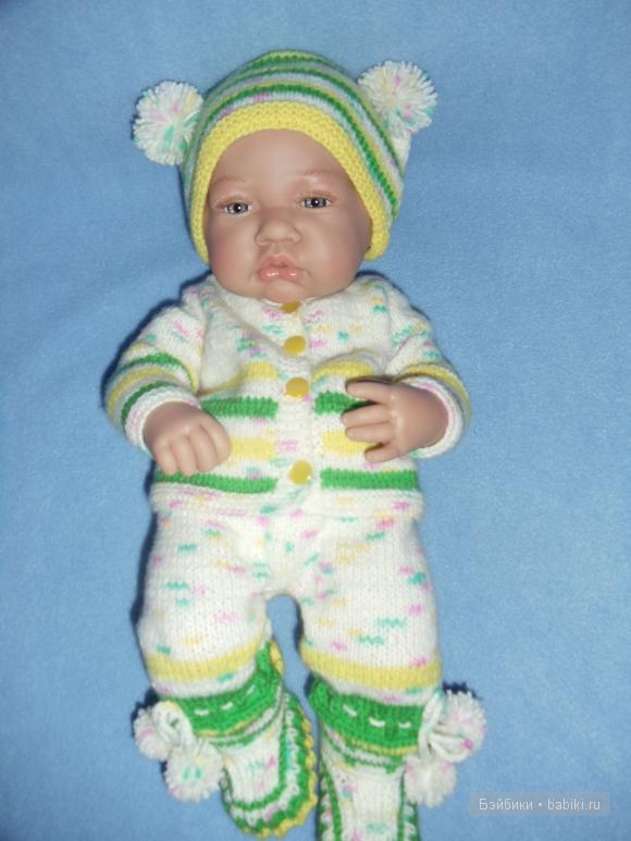 кукла Нина, Антонио Хуан.
