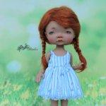 Сарафан для IrrealDoll / Meadow dolls