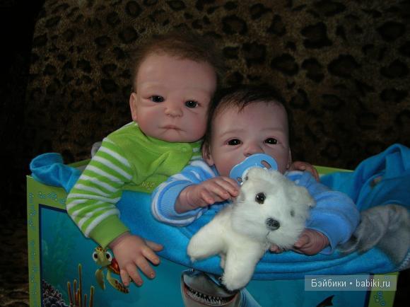 Куклы реборн Наша люлька