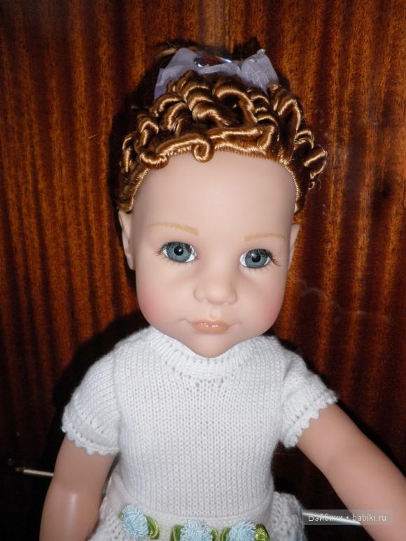 Кукольная прическа в конкурсе!