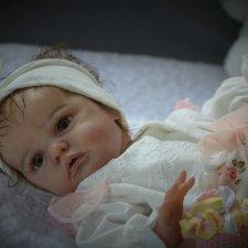 Малышка Атти из молда Аттикус