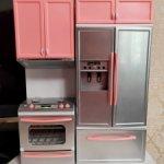 Новая интерактивная кухня для Барби
