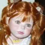 Кукла SYDNEY от Florence Maranuk