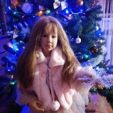 По следам Нового года. Gwen от Elissa Glassgold