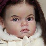 Татьянка, моя маленькая леди. Кукла реборн Эмилии Аредаковой