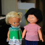 Куколки ГДР