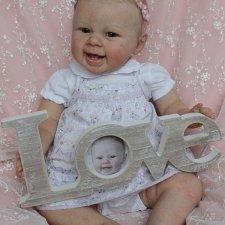 Маленькая принцеска Мейзи от Бойковой Екатерины