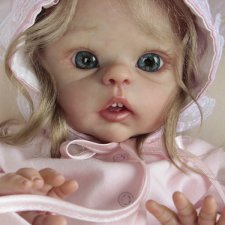 Моя сказочная девочка Луна от Ольги Ауер, Olga Auer